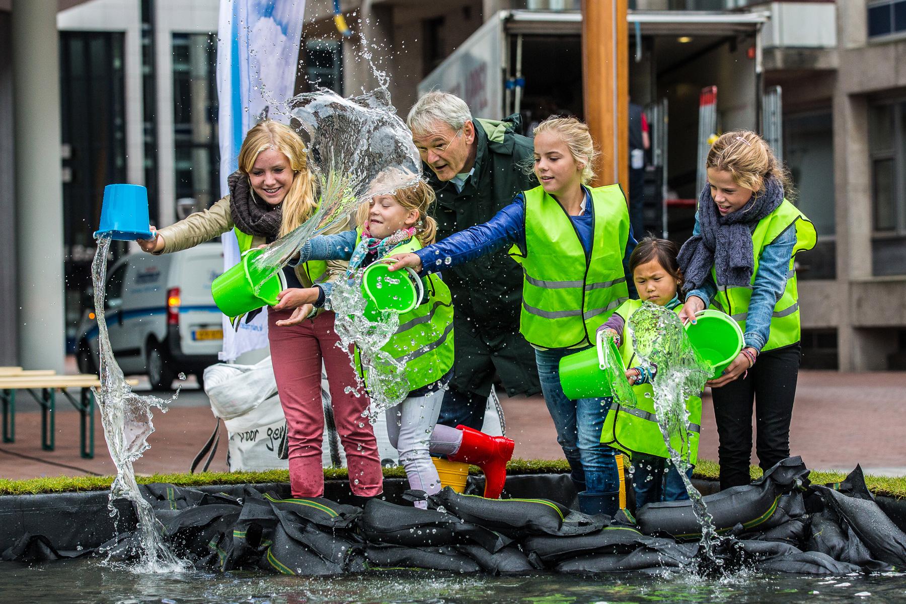 Dag van de Dijk in Wetterskip Fryslân