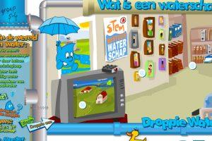 Droppie Water