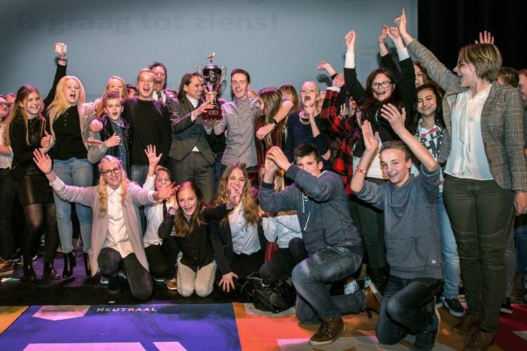 Winnaars Nationaal Jeugdwaterschapsdebat 2015