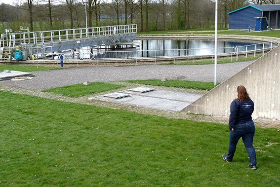 Waterschapsberoepen zuiveringstechnicus