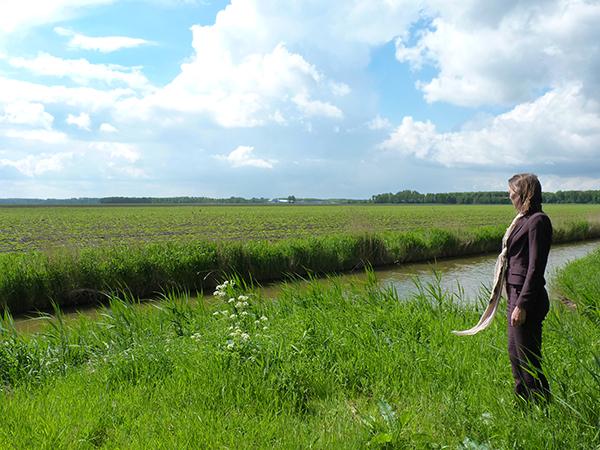 Hetty Klavers, dijkgraaf van waterschap Zuiderzeeland