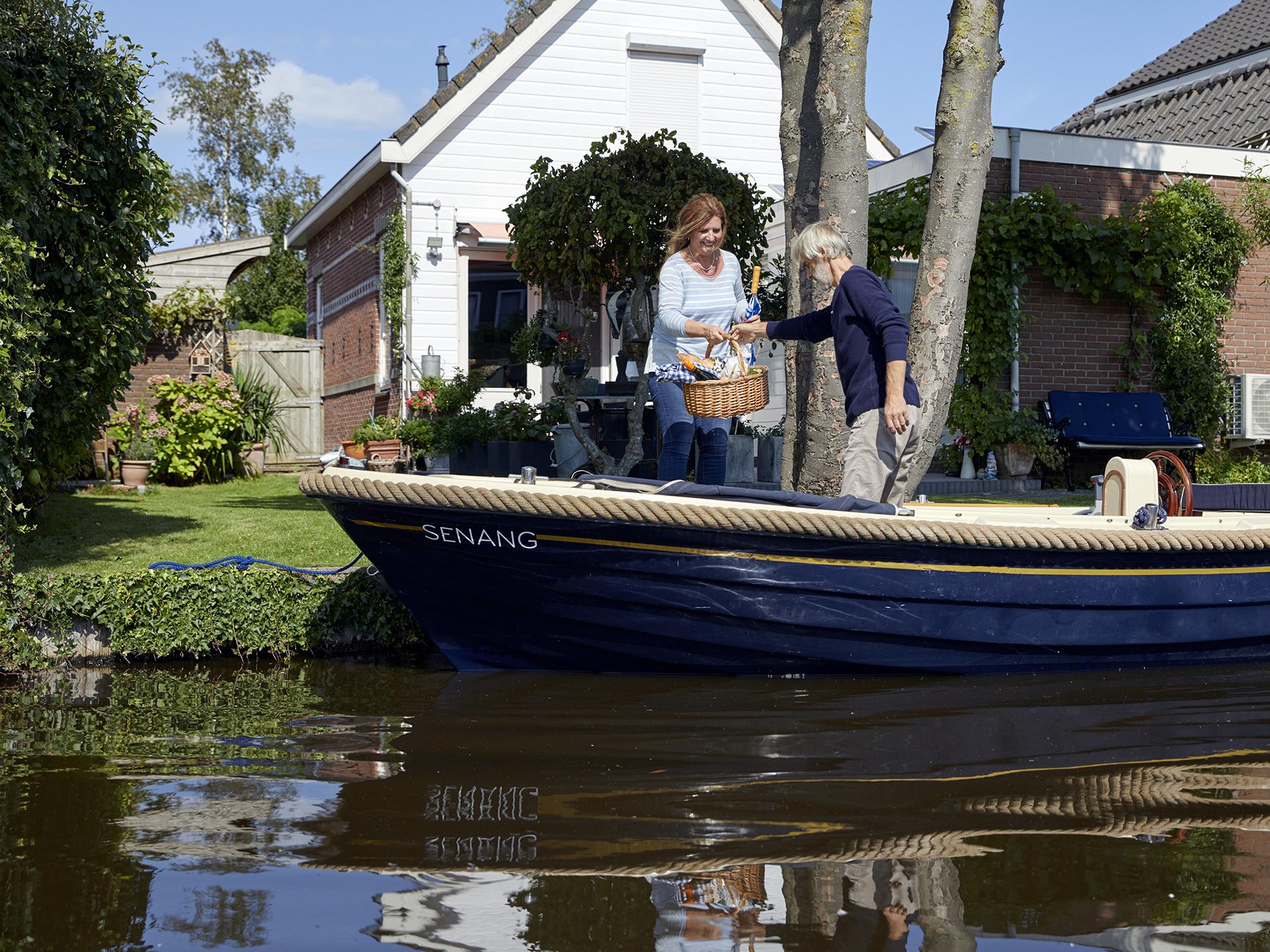 Waterwoners waterschapsverkiezingen
